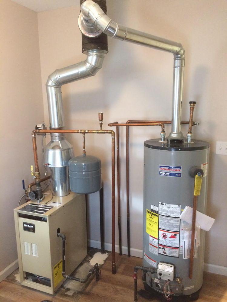 Klaus Plumbing & Heating: 602 E Center St, Eureka, IL