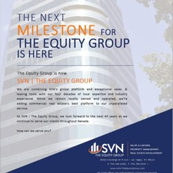 Svn The Equity Group Contact Agent Commercial Real Estate 6018