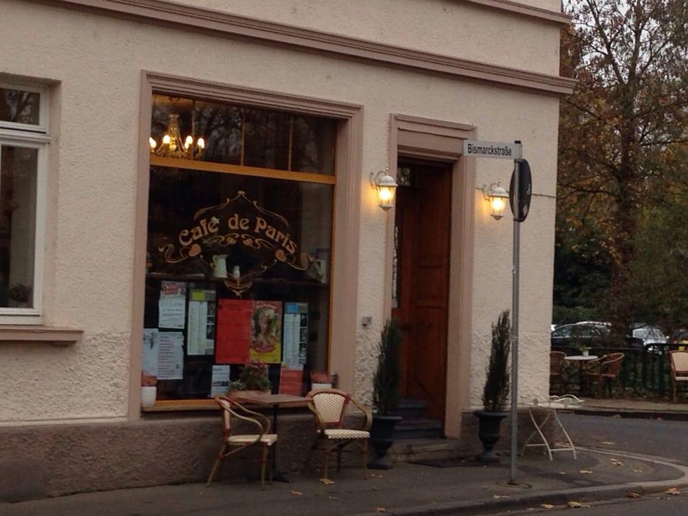 Cafe Paris Giessen