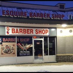Barber shop whyte ave