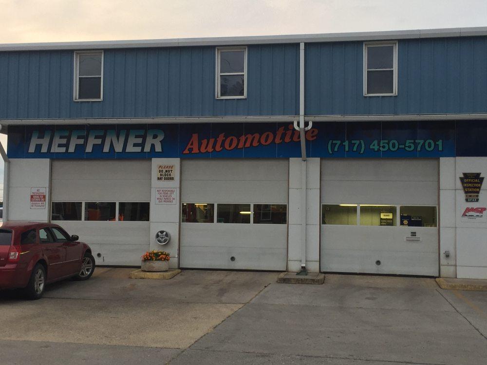 Heffner Automotive: 29 Cumberland St, Lebanon, PA