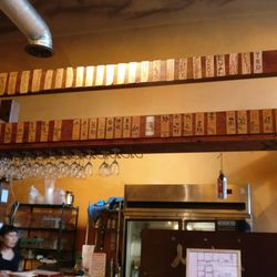 Photo Of Musha Restaurant Santa Monica Ca United States Cool Deco