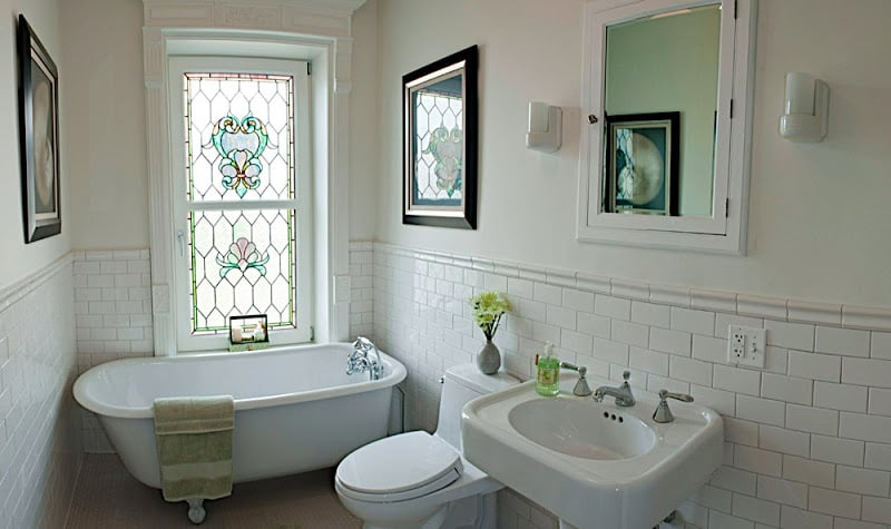 Park Slope Brooklyn Brownstone Bathroom Renovation Passive House - Bathroom remodeling brooklyn ny