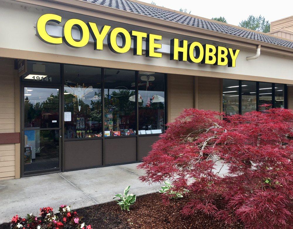 Coyote Hobby