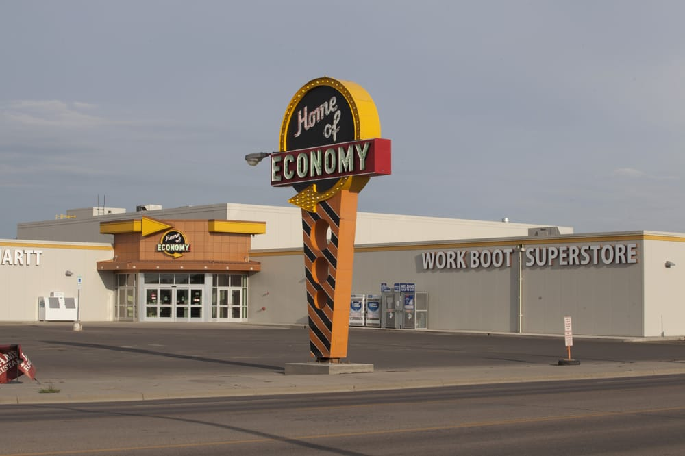 Home of Economy: 2102 2nd Ave W, Williston, ND