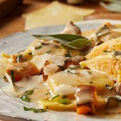 Photo Of Bertucci S Italian Restaurant Columbia Md United States Ernut Squash Ravioli