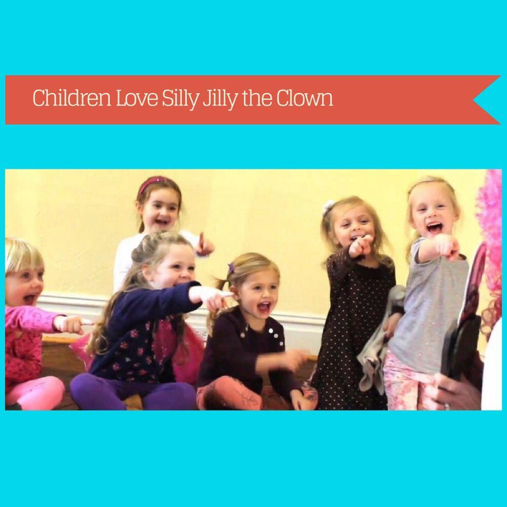 Silly Jilly the Clown: Saint Louis, MO