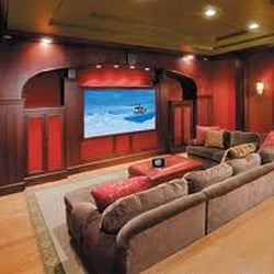 Photo Of Home Theater Design U0026 Installations   Winter Garden, FL, United  States. Pictures Gallery