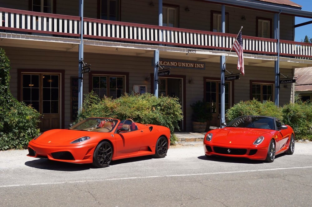Photo Of Volcano Union Inn + Pub   Volcano, CA, United States. Ferrari