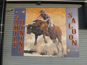 Last Stand Diner & Saloon: 502 W Main St, Coulee City, WA