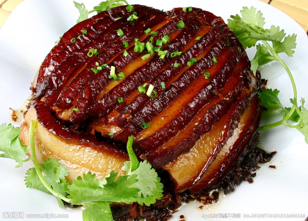Pork W Preserved Nustard Yelp