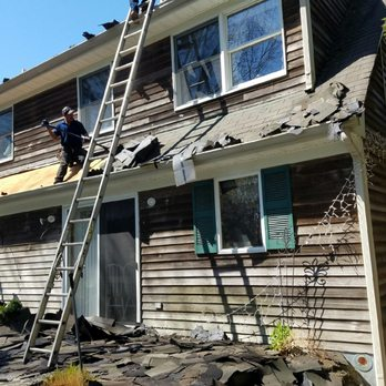 Photo Of Goldenberg Roofing   Brooklyn, NY, United States. Guys At Work