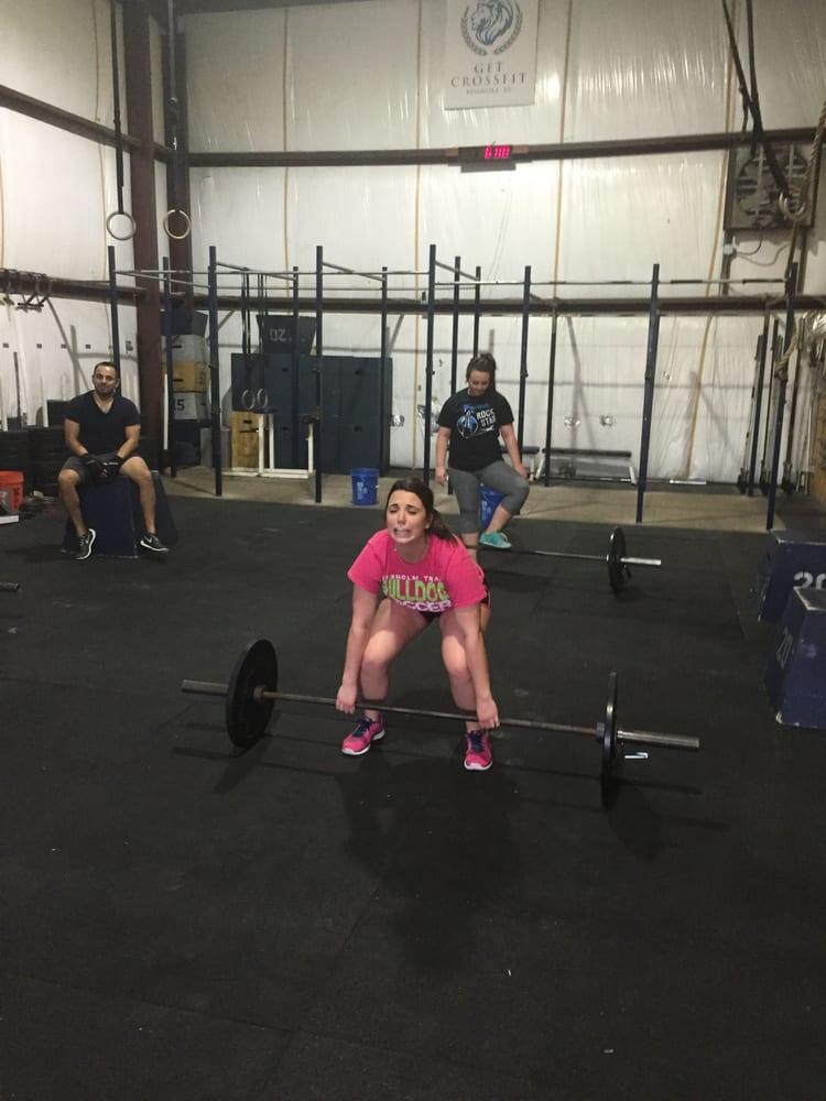 Get CrossFit
