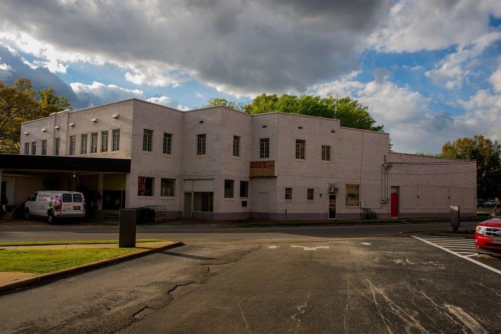The Historic Zodiac Playhouse: 416 N Court St, Florence, AL