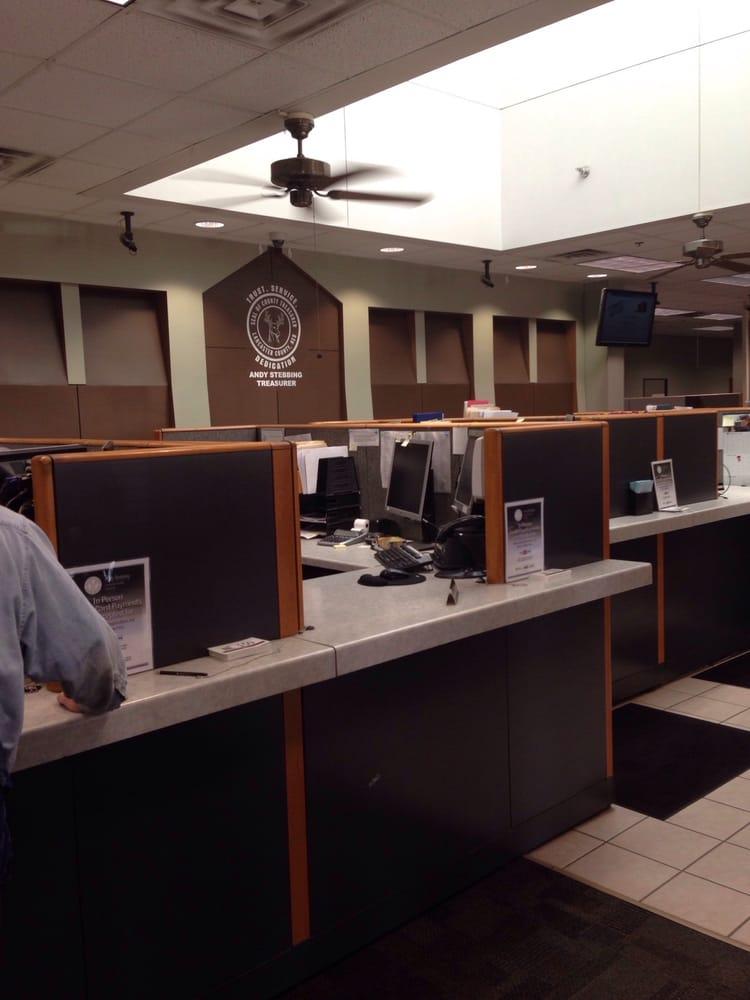 Treasurer's Office & DMV