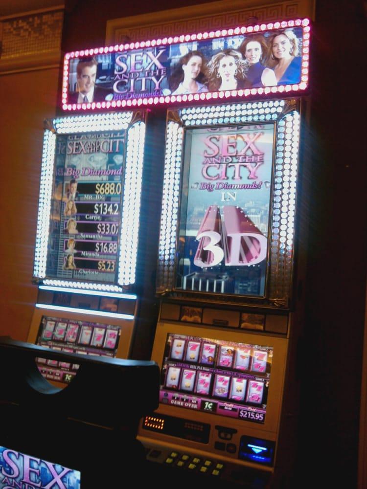 Sex machines las vegas