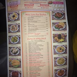 Chinese Food Mount Holly Nj