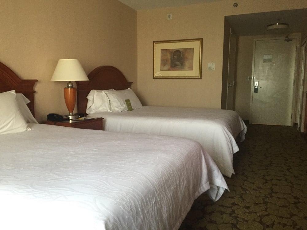 Photo Of Hilton Garden Inn   Thornhill, ON, Canada. Room On 5th Floor