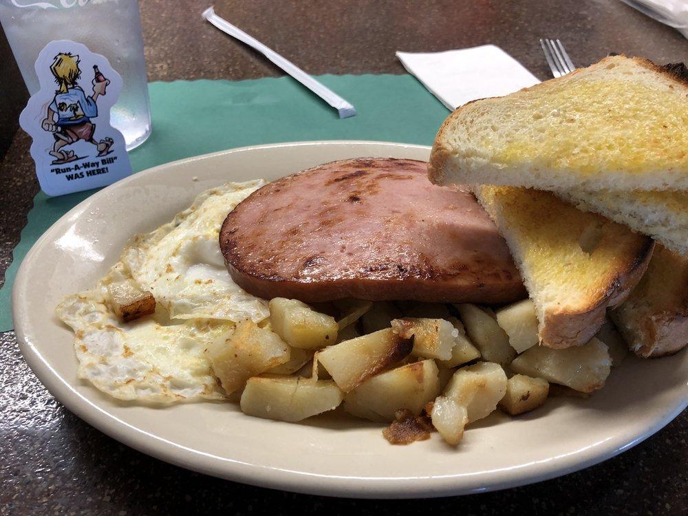 Al's Diner: 87 Main St, Mars Hill, ME