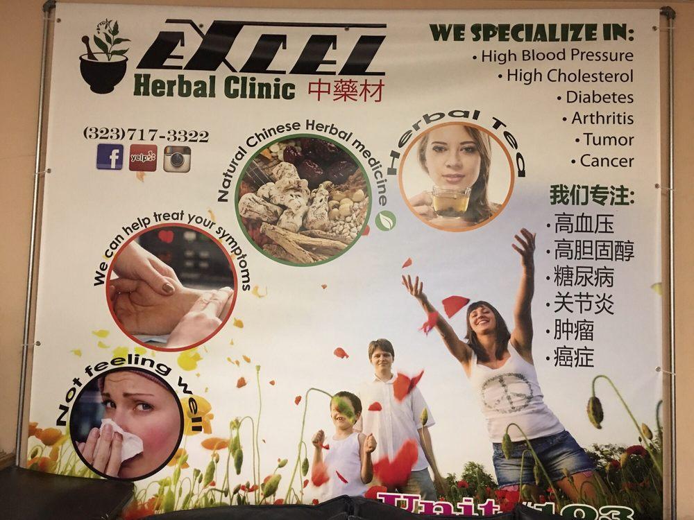 Excel Herbal Clinic: 736 N Broadway, Los Angeles, CA