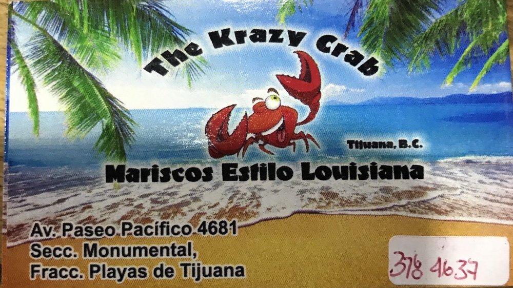 The Krazy Crab: Av Del  Pacífico 4681, Tijuana, BCN