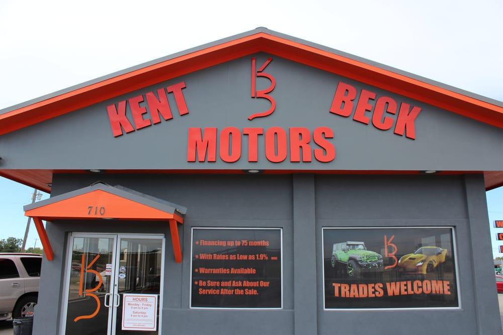Kent Beck Motors: 710 S Clack St, Abilene, TX