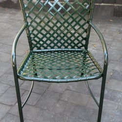 Photo Of Patio Chair Care Concord Ca United States After