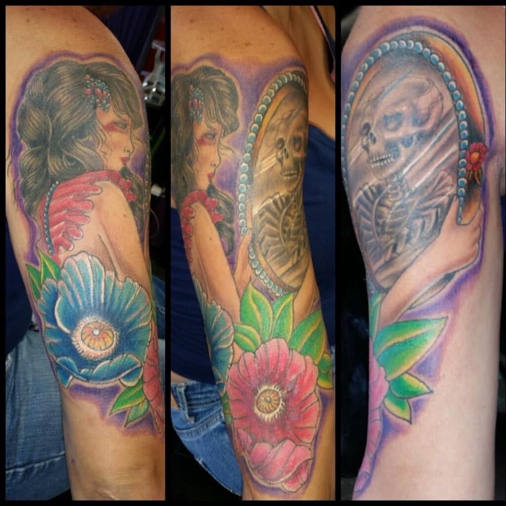 Tattoo tonys under my skin 27 photos tattoo 73 for Open tattoo shops near me