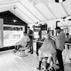 The Den Barber Shop Laguna Beach