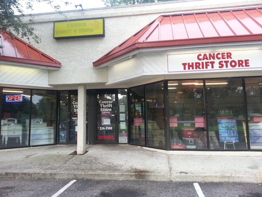 The Cancer Thrift Store of Beaufort: 129 Burton Hill Rd, Beaufort, SC