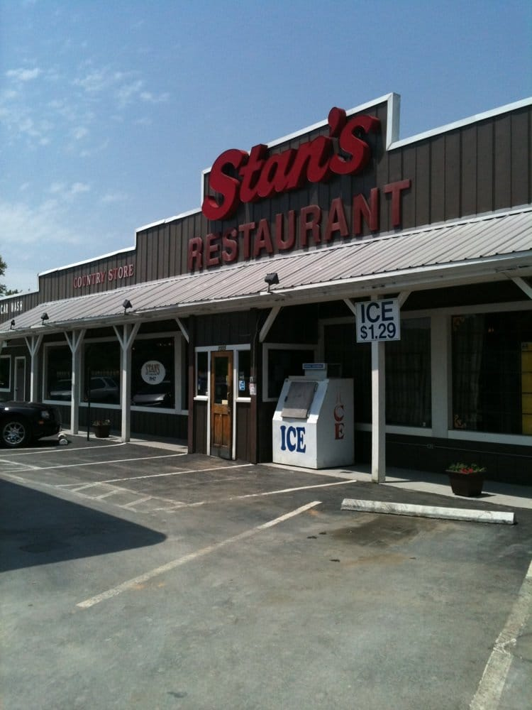 Stan S Country Restaurant Columbia Tn