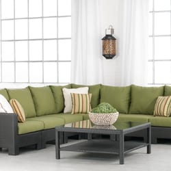 Merveilleux Photo Of InsideOut Patio Furniture   Toronto, ON, Canada. Outdoor Wicker  Sectional
