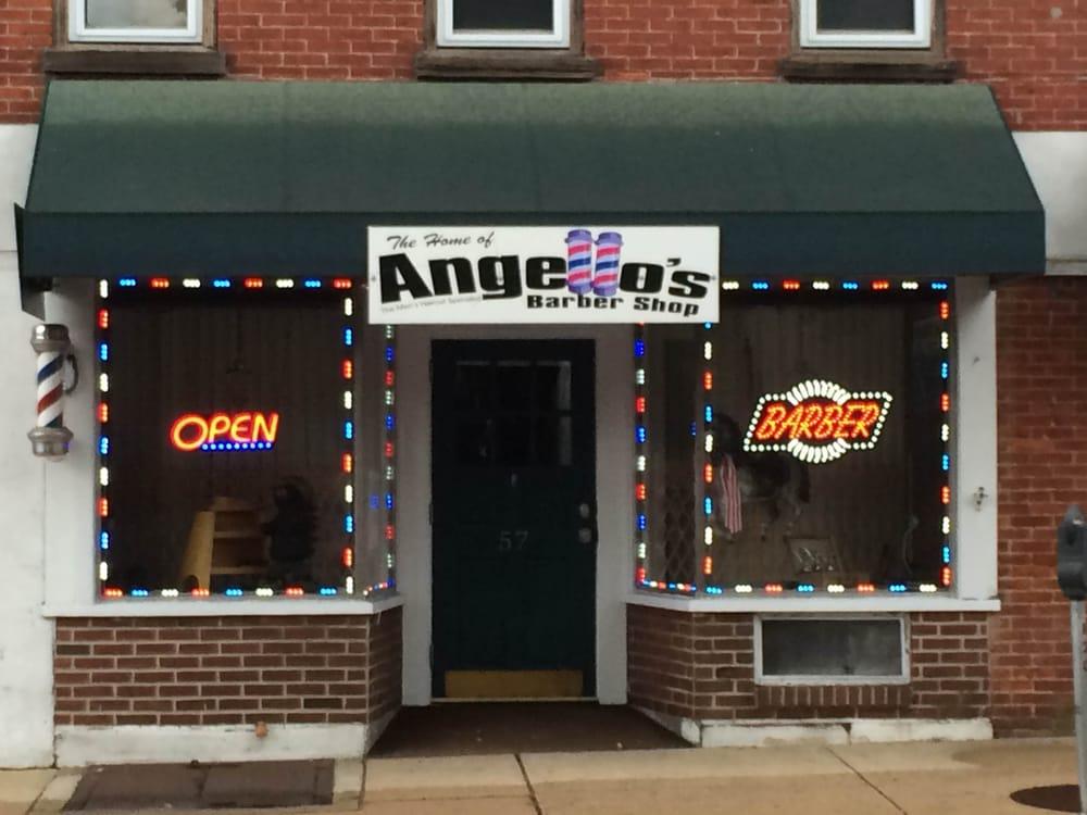 Angello's Barber Shop: 57 S Reading Ave, Boyertown, PA