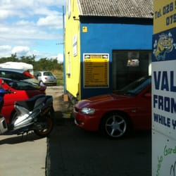 Extreme clean car wash 4 road ends donaghadee north down photo of extreme clean donaghadee north down united kingdom price list solutioingenieria Images