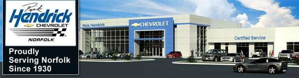 Rick Hendrick Chevrolet Norfolk