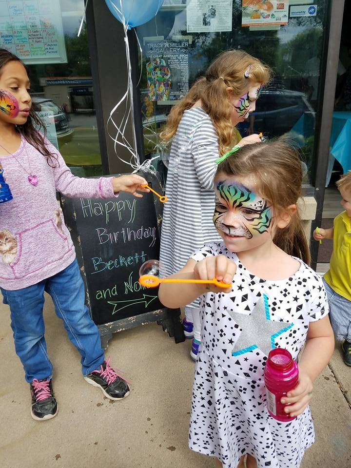 Photo Of Zanypaint Face Painting