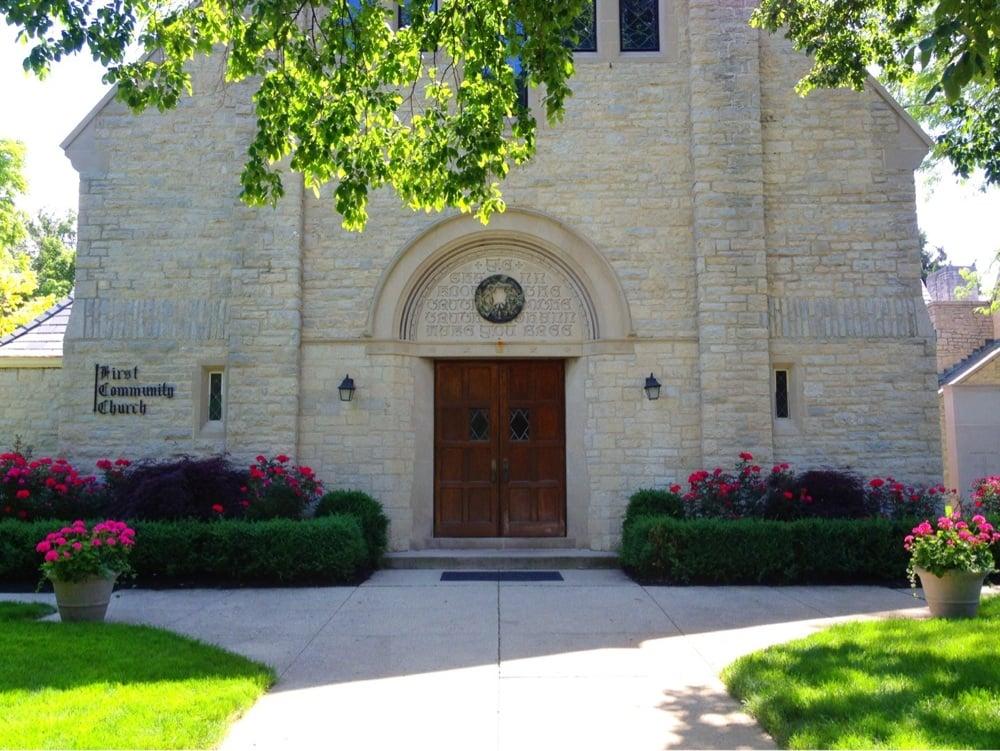 First Community Church: 1320 Cambridge Blvd, Columbus, OH