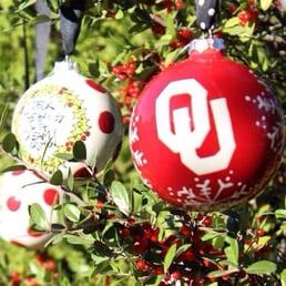 Photo Of Antique Garden   Norman, OK, United States. OU Ornaments!