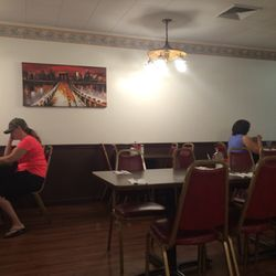 Photo Of Corning Chinese Restaurant Ca United States Inside Decor Lacking