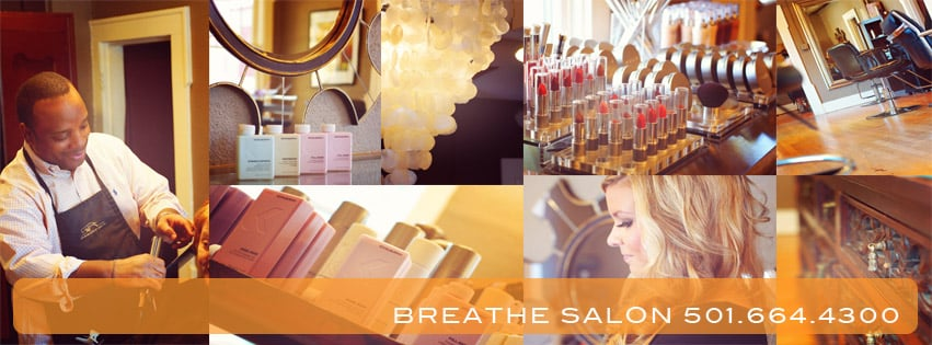 Breathe Salon: 2622 Kavanaugh Blvd, Little Rock, AR