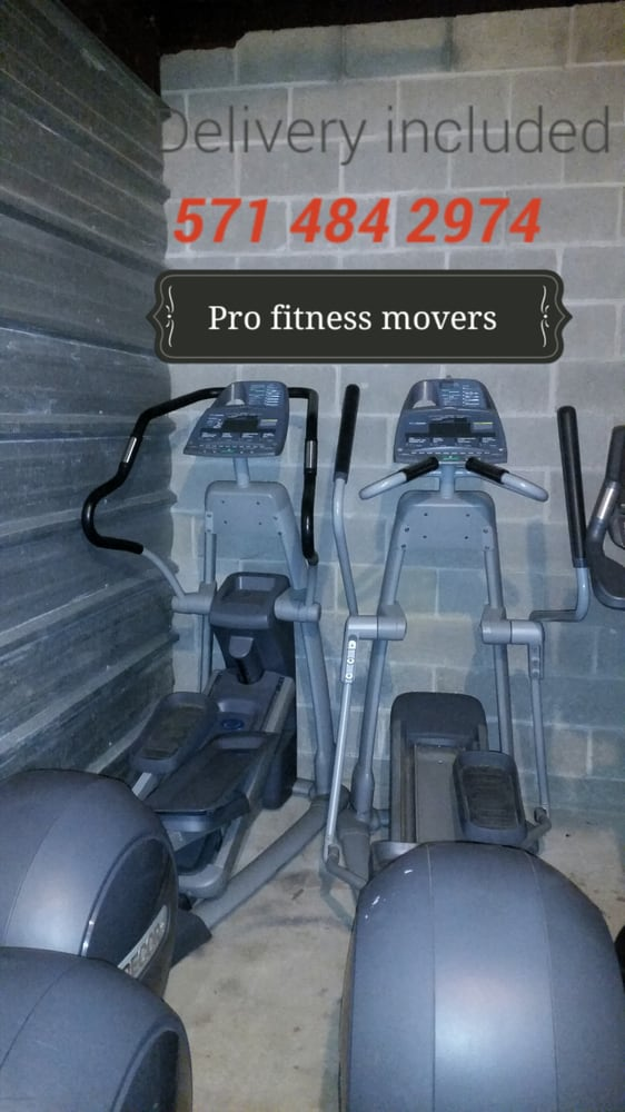 Pro Fitness Movers: Falls Church, VA
