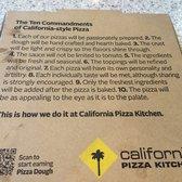 California Pizza Kitchen Frozen Pizza Instructions california pizza kitchen - 19 photos & 38 reviews - pizza - 1