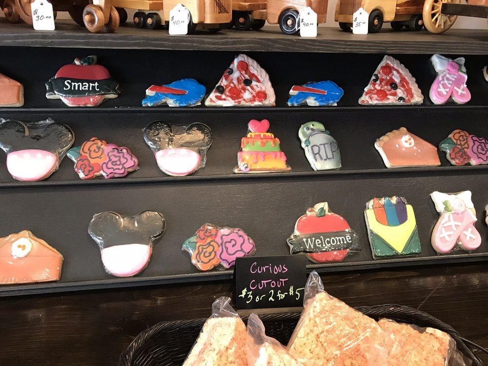 The Main Street Bakery: 695 Main St, East Aurora, NY