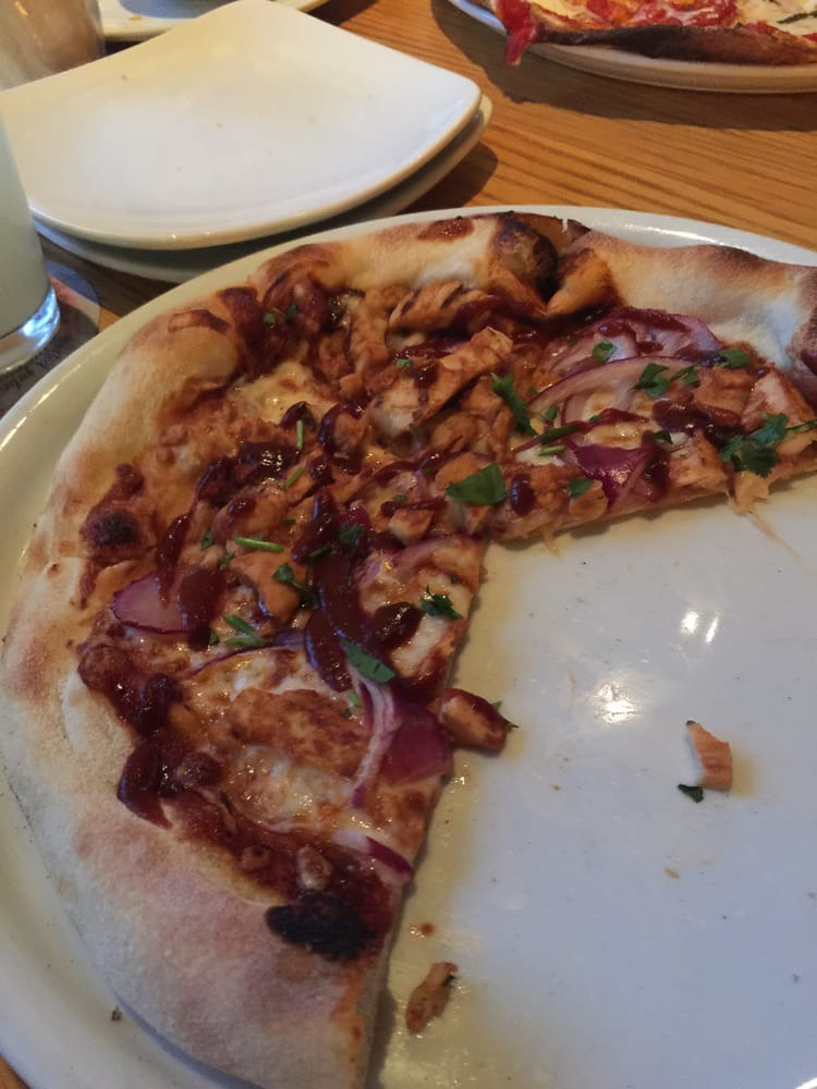 Bbq Chicken Pizza Yelp