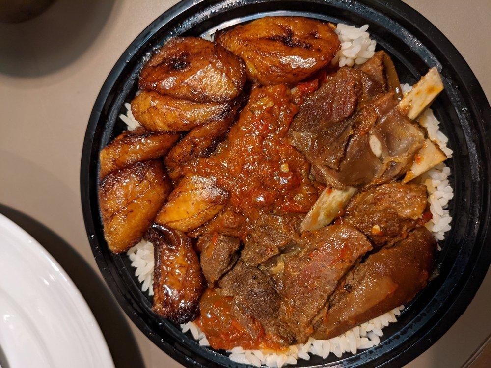 Abule Afro Market & Eatery