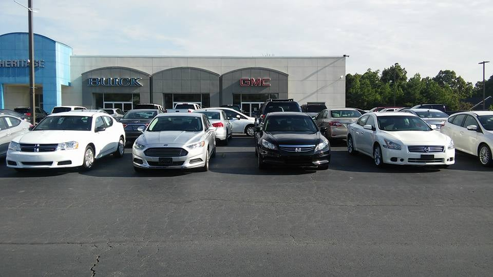 Heritage Honda Rome Ga >> Our Selection Of Gmc Chevrolet Buick Vehicles Can T Be