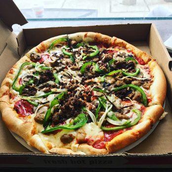 Ideal Cafe Pizza Jamaica Plain Ma