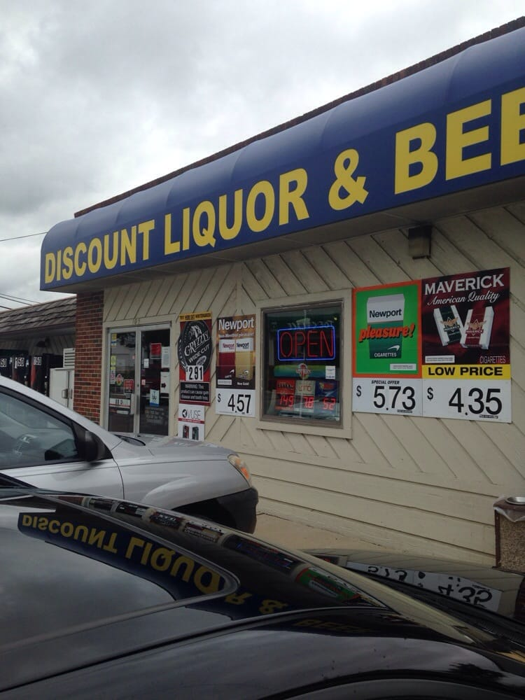 Bottle Shop: 105 W State St, Ashley, IN