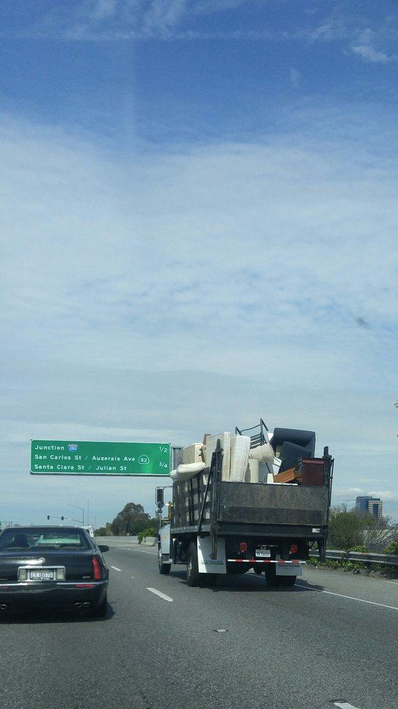 Photo Of 87 Freeway   San Jose, CA, United States. Free Furniture Giveaway