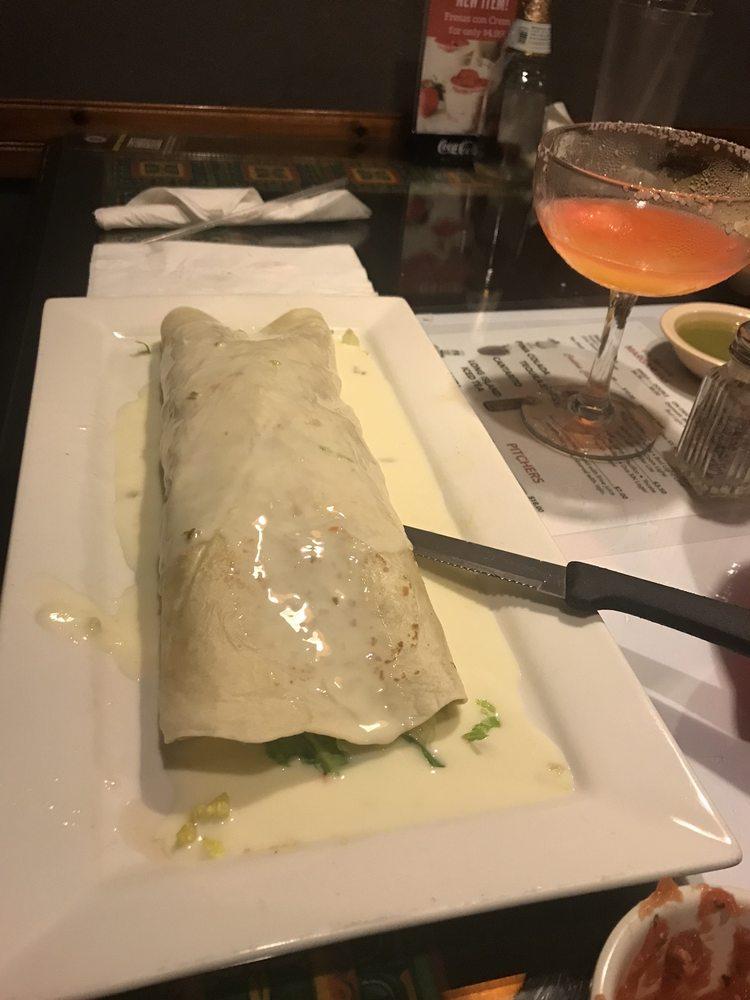 La Chiquita Restaurant: 1509 E Main St, Russellville, AR
